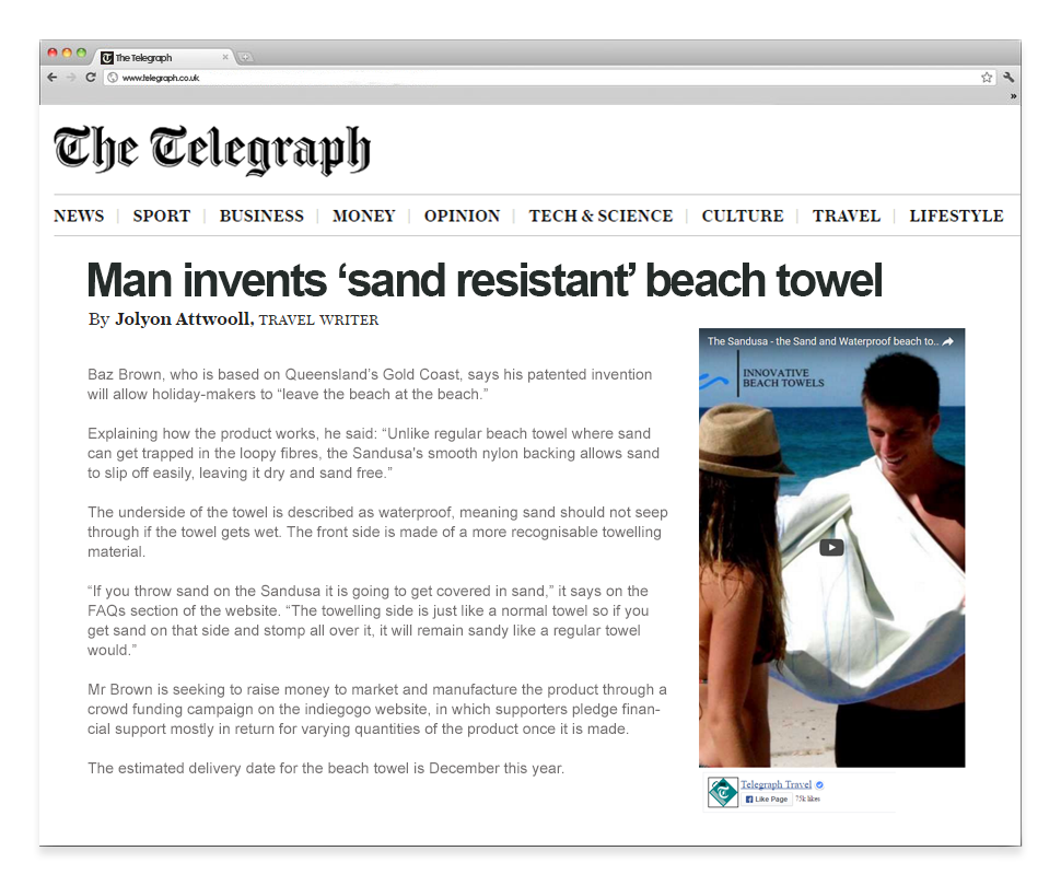 Visiting-From-Space-Examples-SandUSA-The-Telegraph